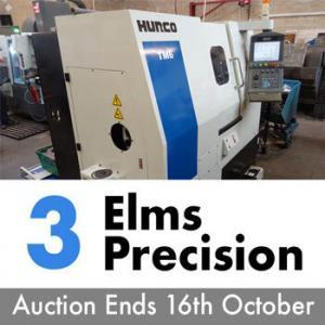 3 Elms Precision Auction 16th Oct