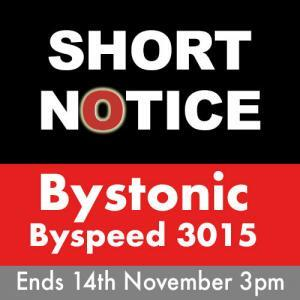 Bystronic Byspeed 3015 14th November Auction