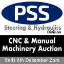 PSS Steering & Hydraulics Division December 6th Online Auction