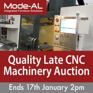 Mode-AL Ltd Auction Logo 17th January