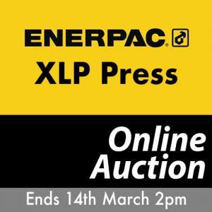 Enerpac XLP Auction