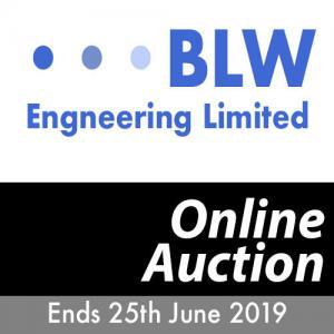 BLW Engineering 25th June Auction