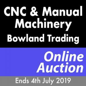 Bowland Trading 4th July Auction