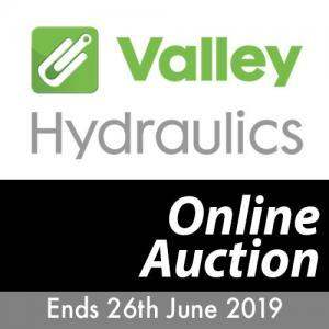 Valley Hydraulics 26th June Auction