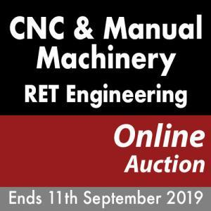 RET Engineering Auction  11th September 2019