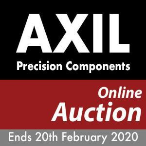 AXIL 20th February Auction