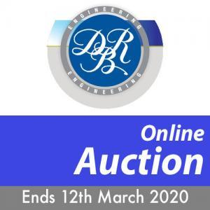 DRB Engineering Ltd Online Ends Auction 12th March
