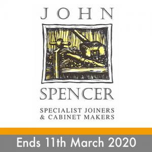 John Spencer Auction Ends 11th March