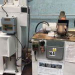 """4"""" Belt Linisher with Extraction Unit-01"""
