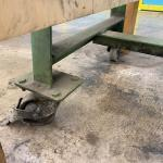 6 x mobile A frame tables-1