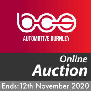 BCS Auction 12th November 2020