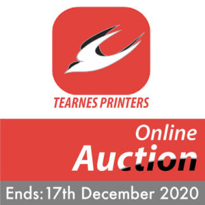 Tearnes 17th December Auction has Ended