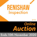 Online auction of Quality RenishawInspection Equipment in excellent condition formally used by a college