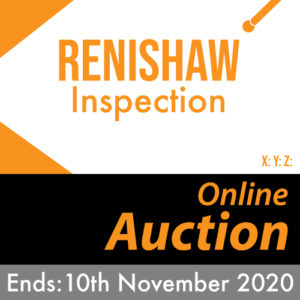 Renishaw Auction 10th November 2020