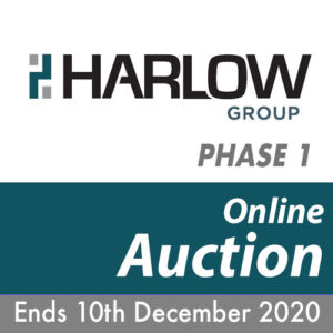Harlow Group Phase 1 Online Auction