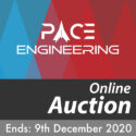Online auction of surplus assets from PACE ENGINEERING LTD