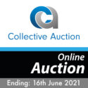 June Collective Machinery and Equipment Online Auction Ends June 16th 2021